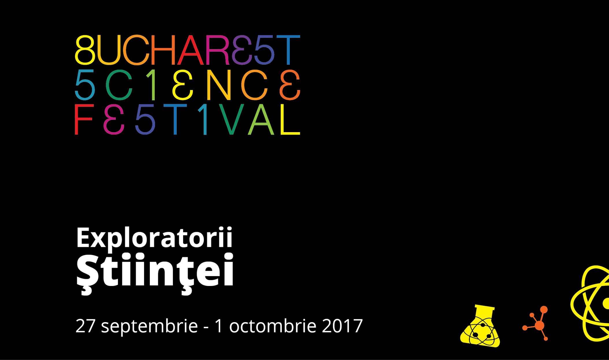 Școala Intuitext susține Bucharest Science Festival