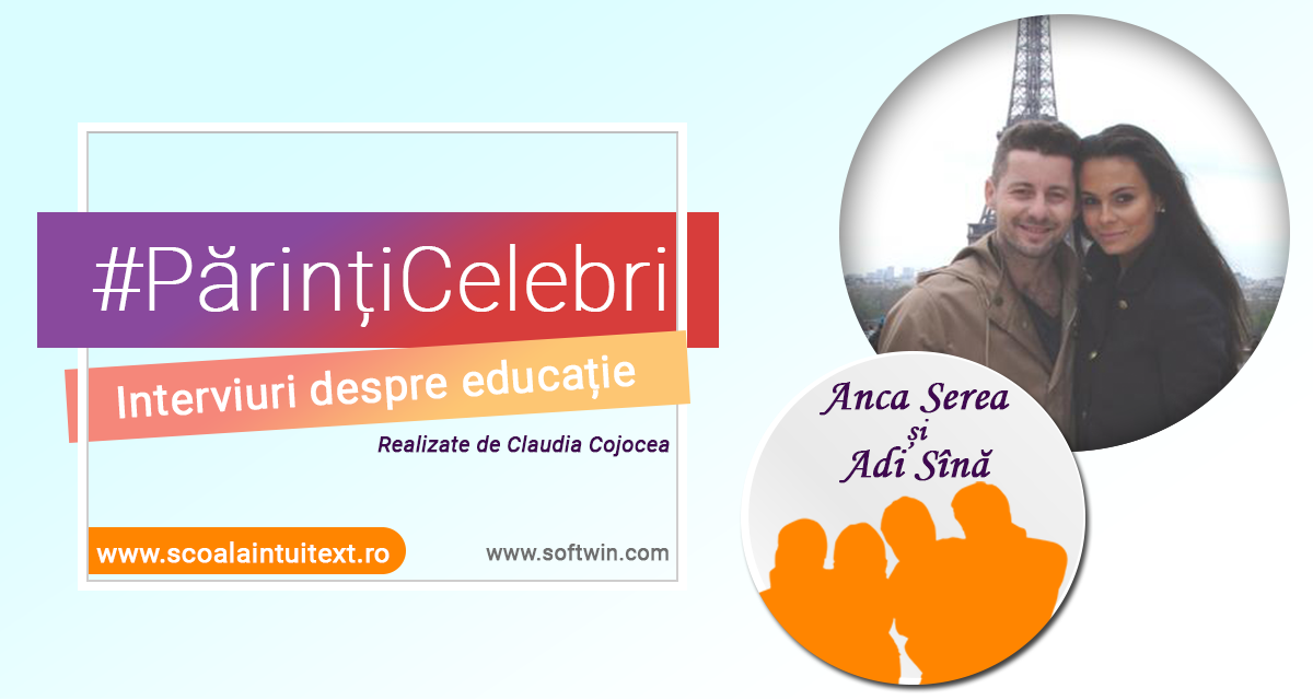 Anca Serea - interviu EXCLUSIV