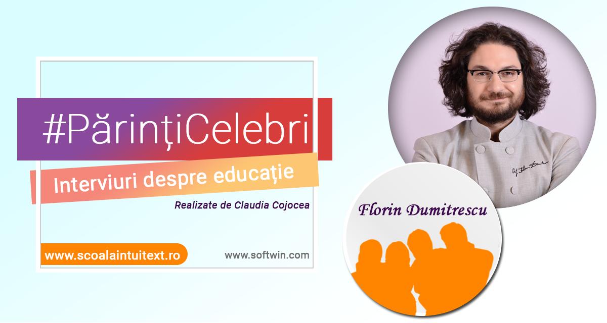 Interviu EXCLUSIV cu Florin Dumitrescu (Antena 1)