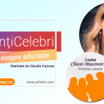 Interviu EXCLUSIV: Ioana Chicet-Macoveicuc pentru campania #ParintiCelebri