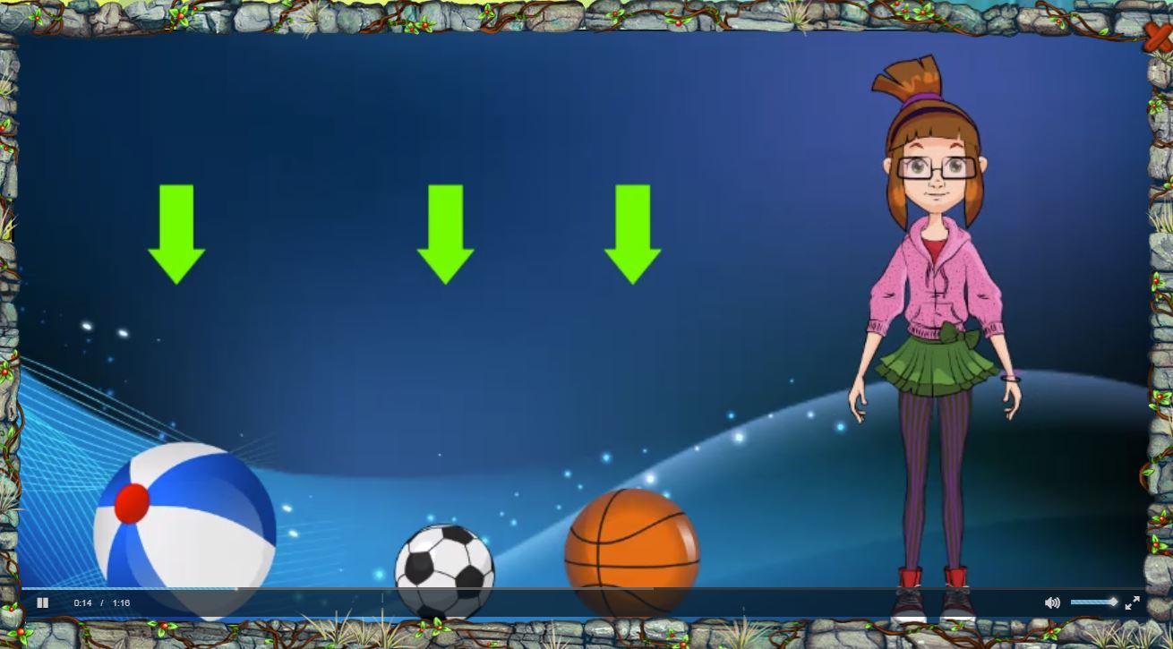Prin animații inedite copiii înțeleg de minune ce este interacțiunea gravitațională / interacțiunea magnetică